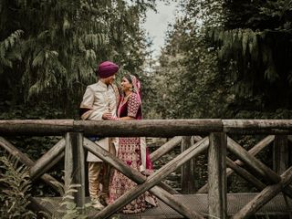 The wedding of Param and Adam 2