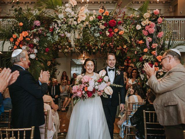The wedding of Louisa and Blair