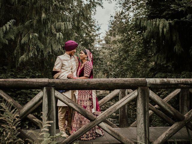 Adam and Param's wedding in Vancouver, British Columbia 1