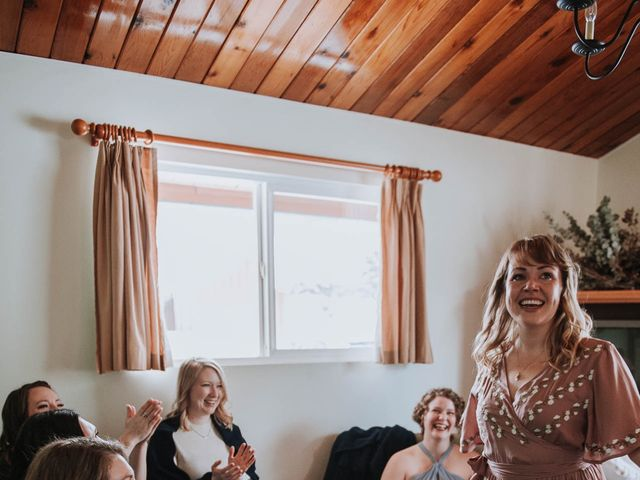 Tommy and Kim's wedding in Manning Park, British Columbia 4