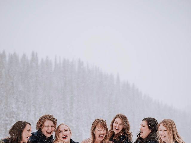 Tommy and Kim's wedding in Manning Park, British Columbia 7