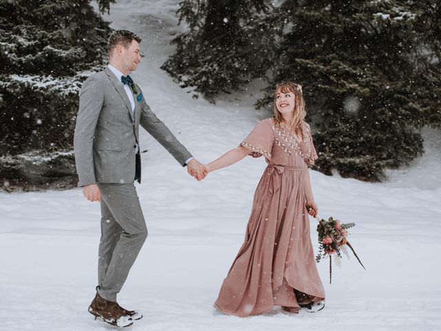 Tommy and Kim's wedding in Manning Park, British Columbia 8