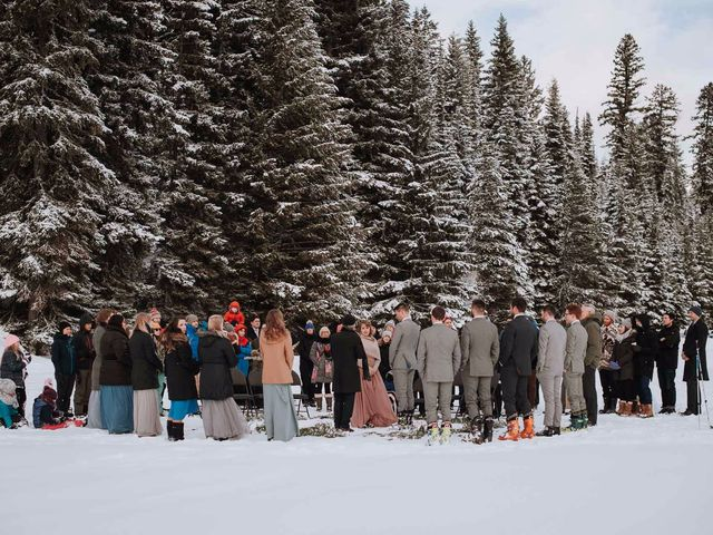 Tommy and Kim's wedding in Manning Park, British Columbia 12