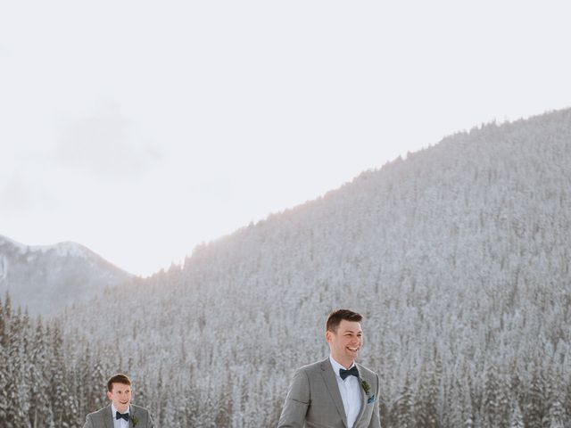 Tommy and Kim's wedding in Manning Park, British Columbia 2