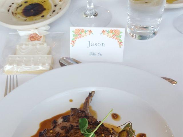 Jason and Joan's wedding in Vineland, Ontario 3