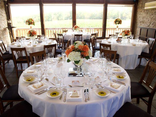 Jason and Joan's wedding in Vineland, Ontario 6