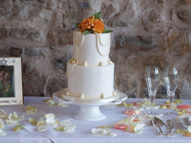 Jason and Joan's wedding in Vineland, Ontario 8
