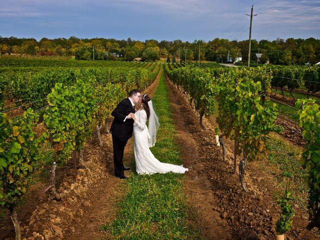 Jason and Joan's wedding in Vineland, Ontario 14