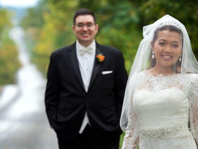 Jason and Joan's wedding in Vineland, Ontario 16