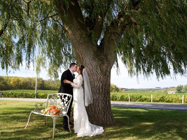 Jason and Joan's wedding in Vineland, Ontario 17