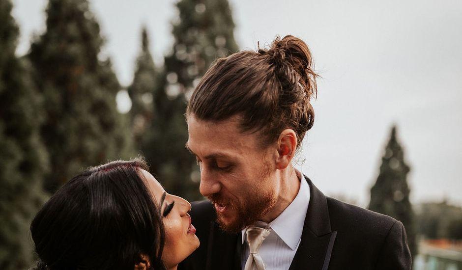 Adam and Param's wedding in Vancouver, British Columbia