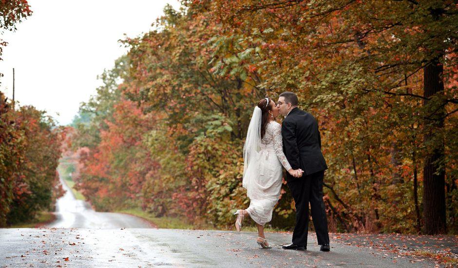 Jason and Joan's wedding in Vineland, Ontario