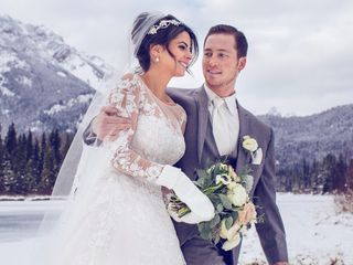 The wedding of Carolina and Nathan