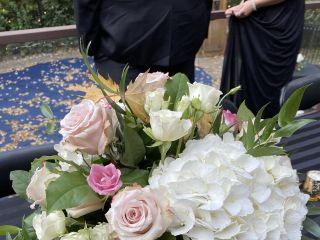 The wedding of Christina and Chris 1