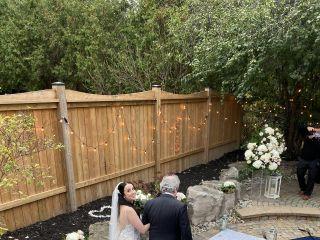 The wedding of Christina and Chris 3