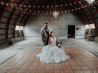 The wedding of Kara and Nagib