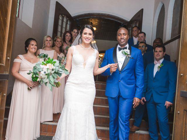 Kaitlin and Mark's wedding in Toronto, Ontario 3