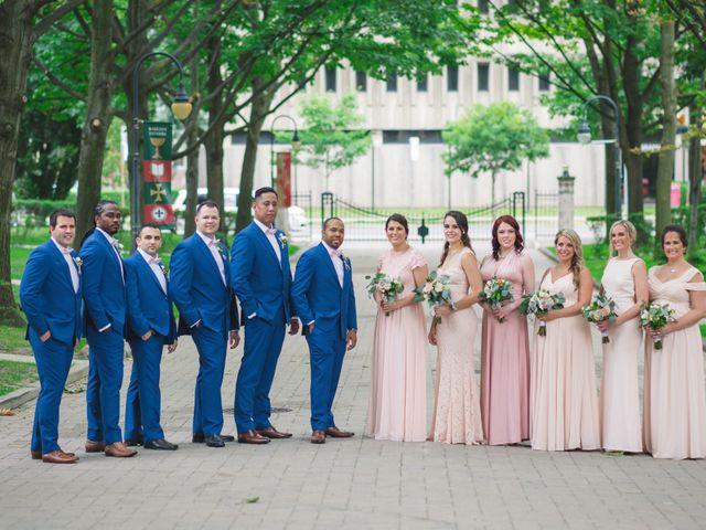 Kaitlin and Mark's wedding in Toronto, Ontario 7