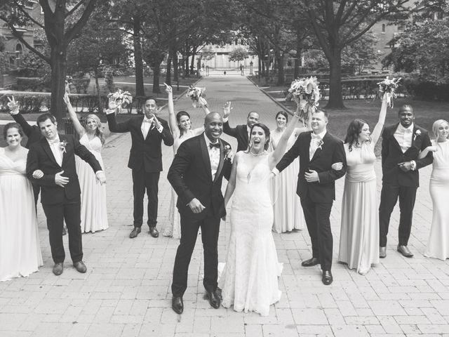 Kaitlin and Mark's wedding in Toronto, Ontario 9