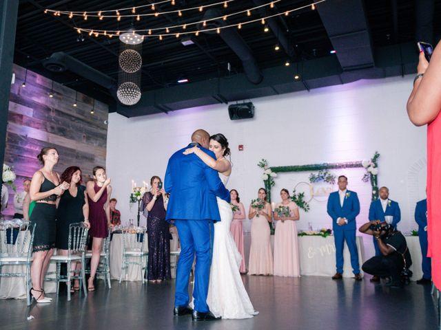 Kaitlin and Mark's wedding in Toronto, Ontario 11