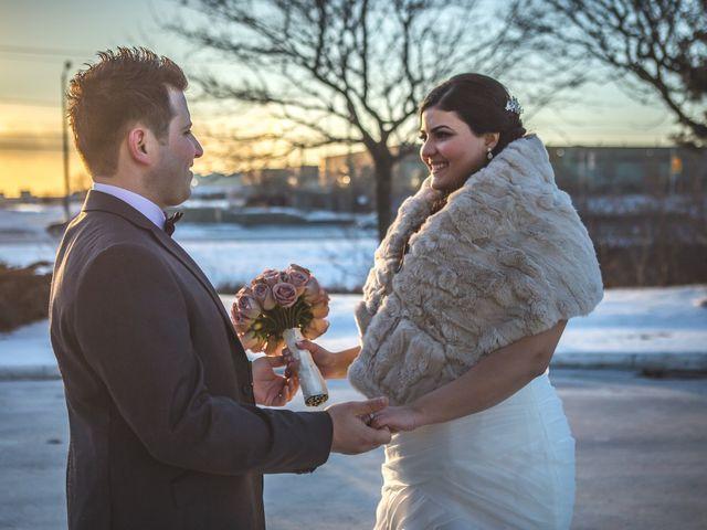 The wedding of Itamara and Junior