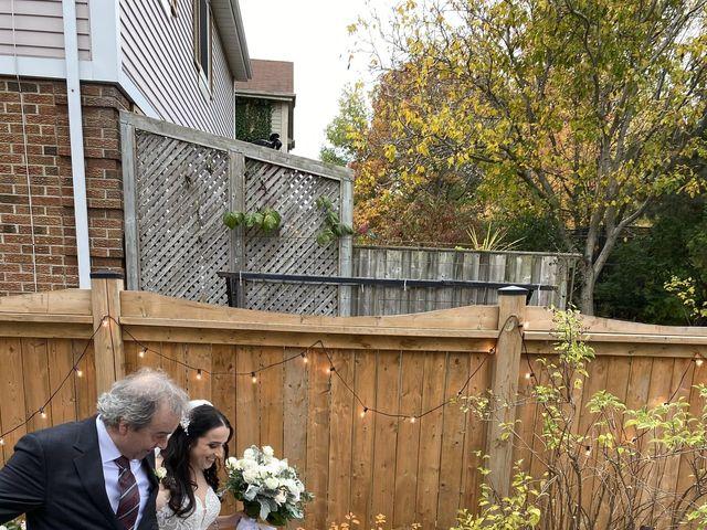 Chris and Christina's wedding in Mississauga, Ontario 4