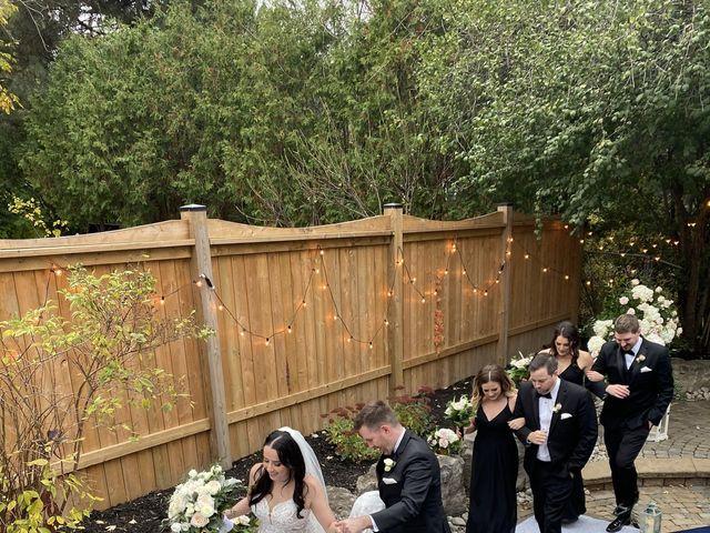 Chris and Christina's wedding in Mississauga, Ontario 6
