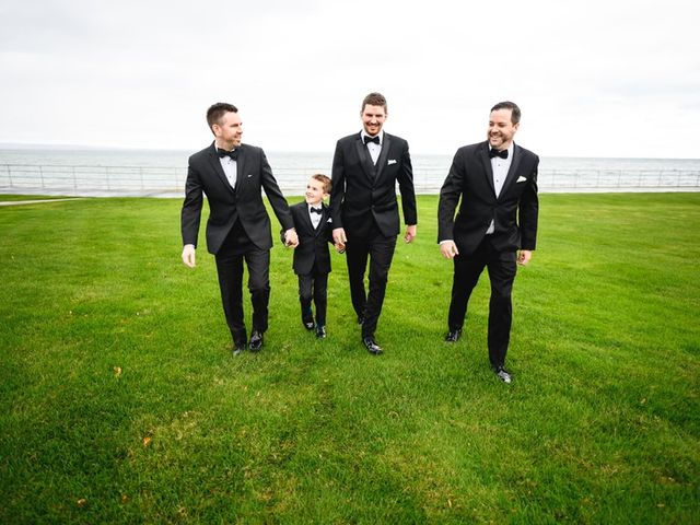 Chris and Christina's wedding in Mississauga, Ontario 10