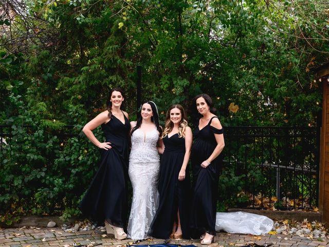 Chris and Christina's wedding in Mississauga, Ontario 12