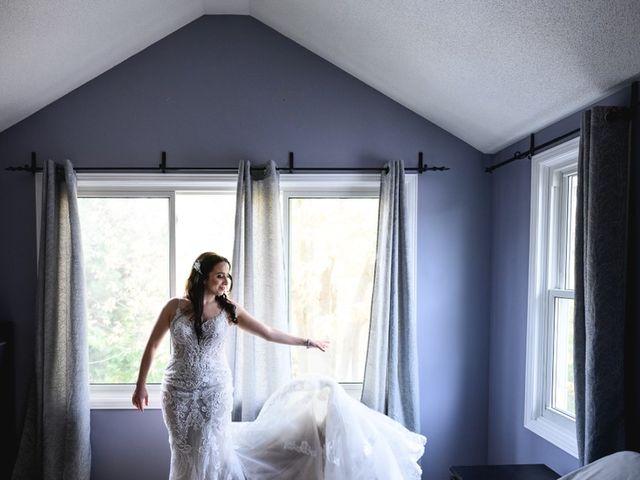 Chris and Christina's wedding in Mississauga, Ontario 13