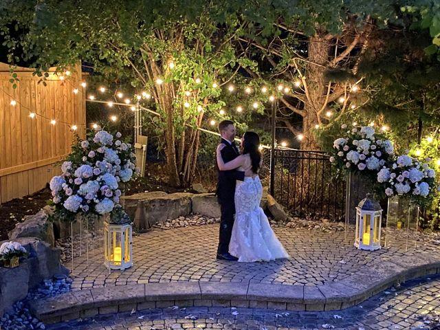 Chris and Christina's wedding in Mississauga, Ontario 2