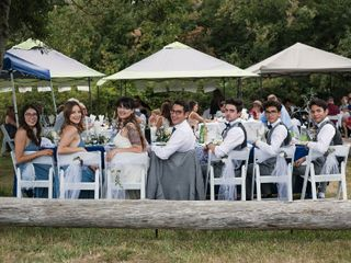 The wedding of Jessica and Marco 2