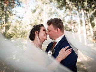 The wedding of Karen and Dima