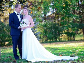 The wedding of Nathalia and Catalin