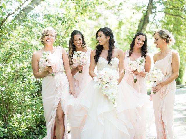 Cody and Geneva's wedding in Burnaby, British Columbia 3