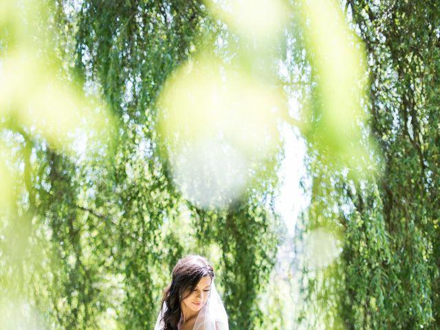 Cody and Geneva's wedding in Burnaby, British Columbia 4