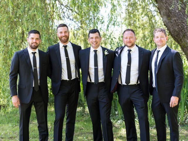 Cody and Geneva's wedding in Burnaby, British Columbia 5
