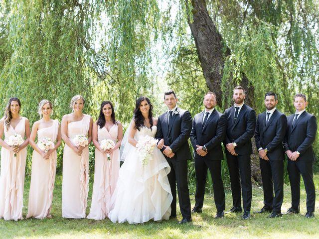 Cody and Geneva's wedding in Burnaby, British Columbia 6