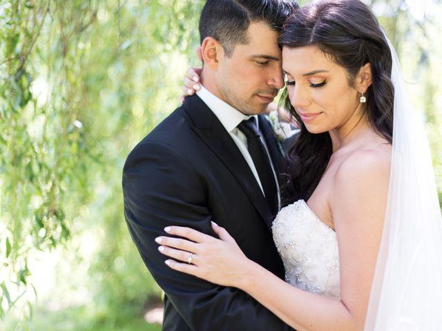 Cody and Geneva's wedding in Burnaby, British Columbia 9