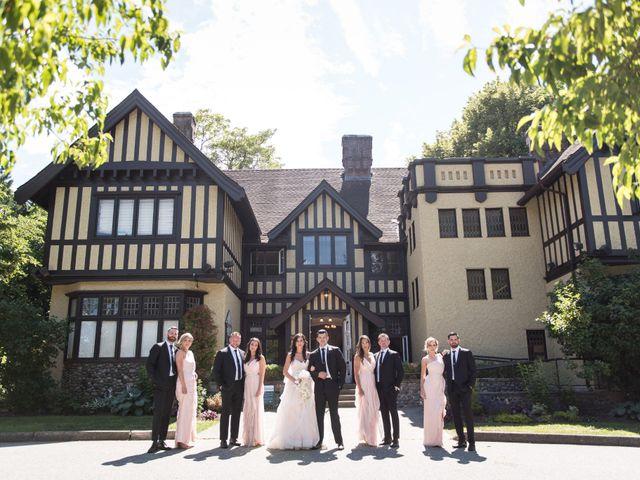 Cody and Geneva's wedding in Burnaby, British Columbia 10