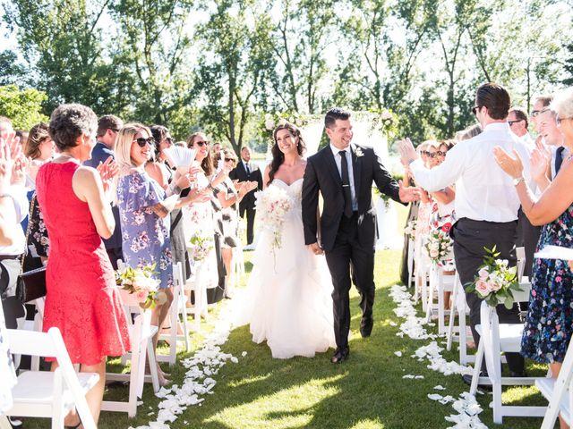Cody and Geneva's wedding in Burnaby, British Columbia 33