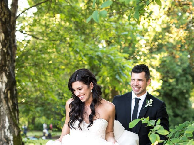 Cody and Geneva's wedding in Burnaby, British Columbia 39