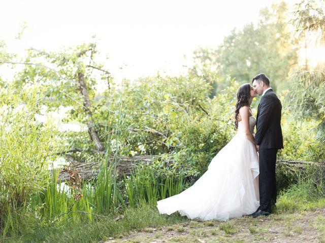 Cody and Geneva's wedding in Burnaby, British Columbia 2