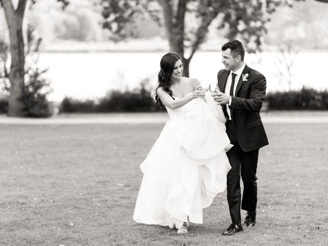 Cody and Geneva's wedding in Burnaby, British Columbia 45