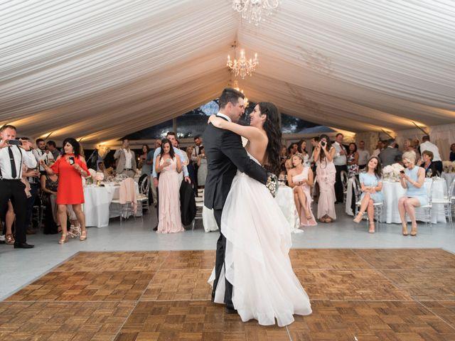 Cody and Geneva's wedding in Burnaby, British Columbia 46
