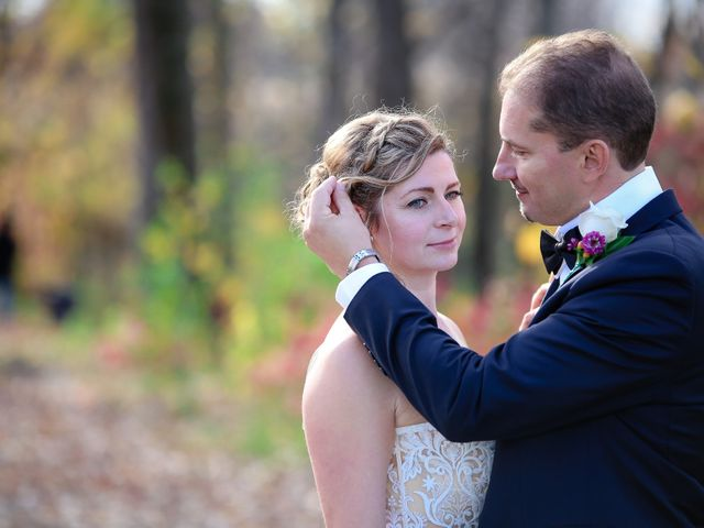Catalin and Nathalia's wedding in Sainte-Therese, Quebec 2