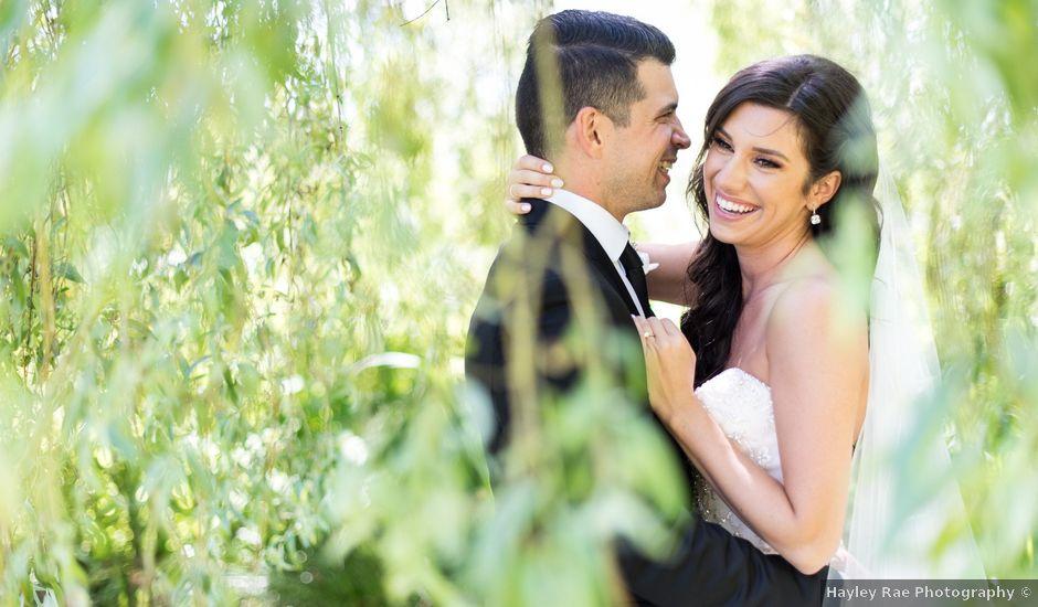 Cody and Geneva's wedding in Burnaby, British Columbia