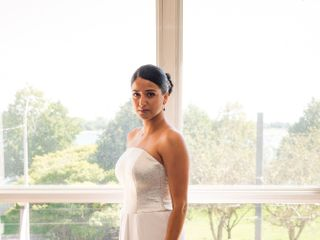 The wedding of Nic and Silvi 2