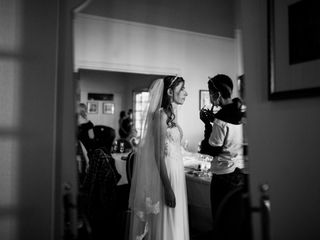 The wedding of Ria and Matthew 1
