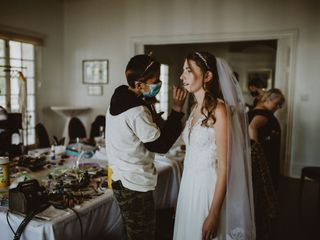 The wedding of Ria and Matthew 2